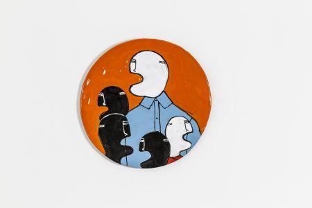 Fabrizio Dusi Classic family ceramica single incomunicabilità