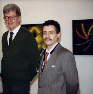 Joel Stein Giorgio Nelva Galleria Melesi Lecco arte contemporanea