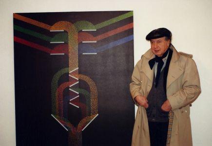 Julio Le Parc Alchimie Galleria Melesi Lecco arte contemporanea