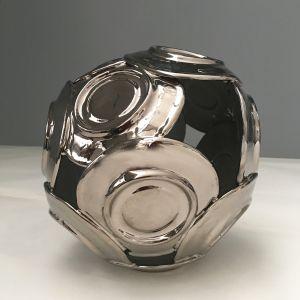Matilde Domestico sfera oro bianco piattini porcellana IPA