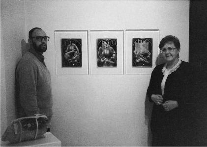 Galleria Melesi Lecco Dmitrij Prigov Nadezhda Burova Prigova