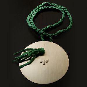 Maurizio Arcangeli gioielli d'artista segno zodiacale toro oro bianco