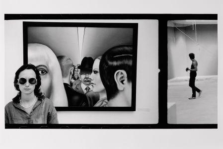Luigi Erba Interfotogramma fotografia italiana Biennale Venezia