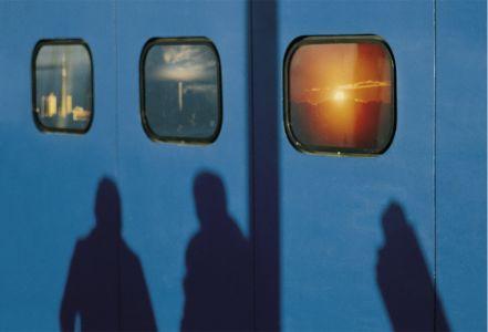 Franco Fontana presenze assenze Kodak Television Tower ombre