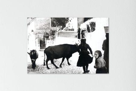 Mario Giacomelli Scanno bianco nero