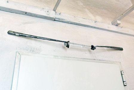 Eduard Habicher acciaio vetro Murano scultura