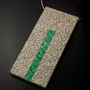 Jiri Kolar gioielli d'artista collage chiasmage