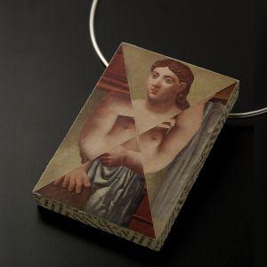 Jiri Kolar gioielli d'artista collage