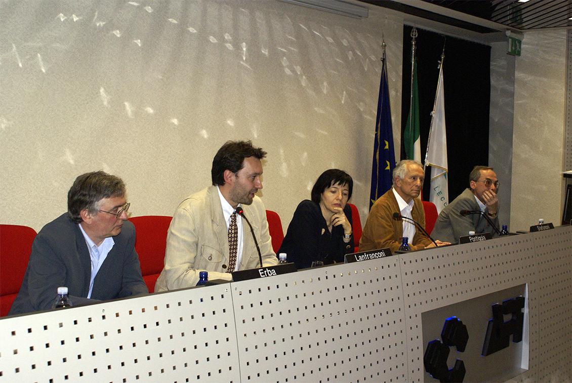 Conferenza stampa per Lecco: archeologia di un paesaggio.