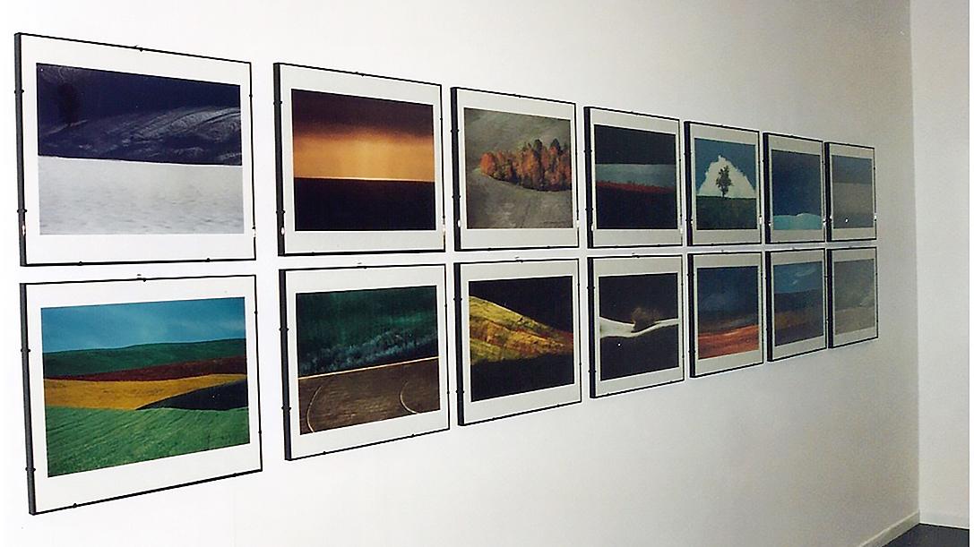 Opere di Franco Fontana, fotografie