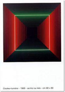 cover couleur lumiére Horacio Garcia Rossi
