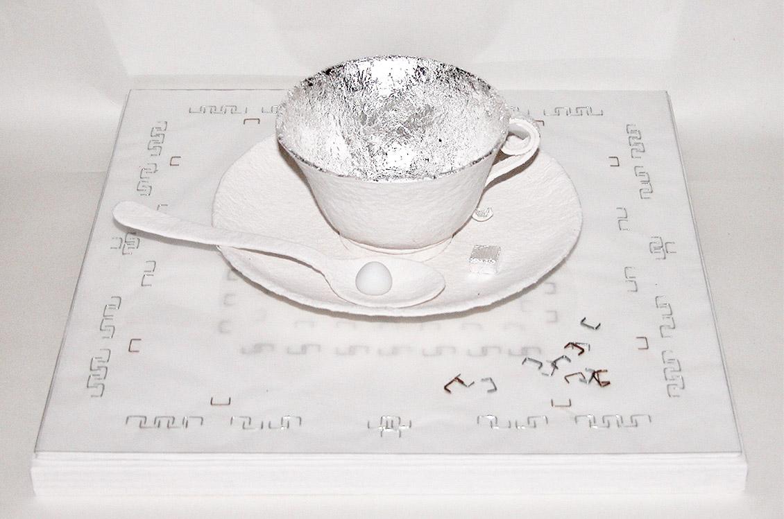 25esimo anniversario Galleria Melesi tazza Domestico