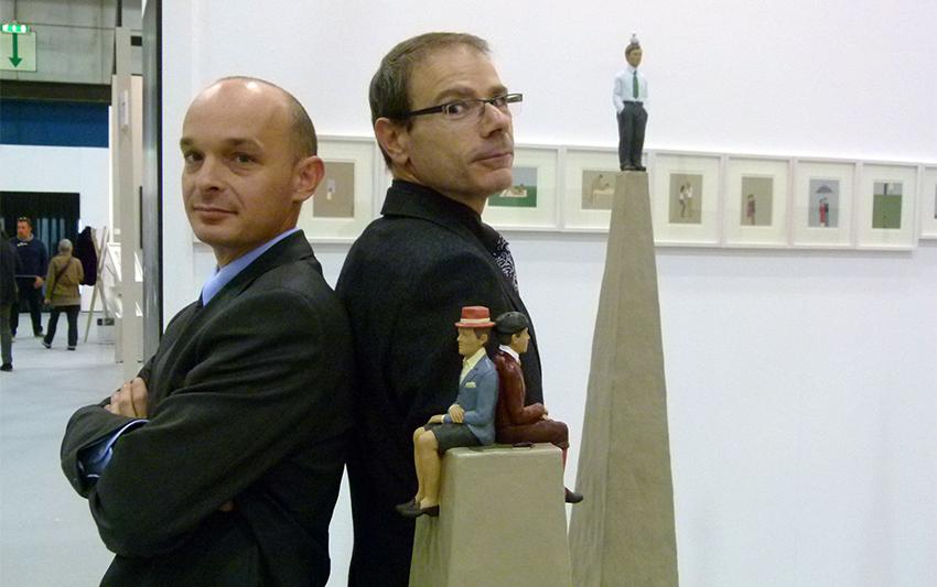 Nando Crippa e Marco Rota