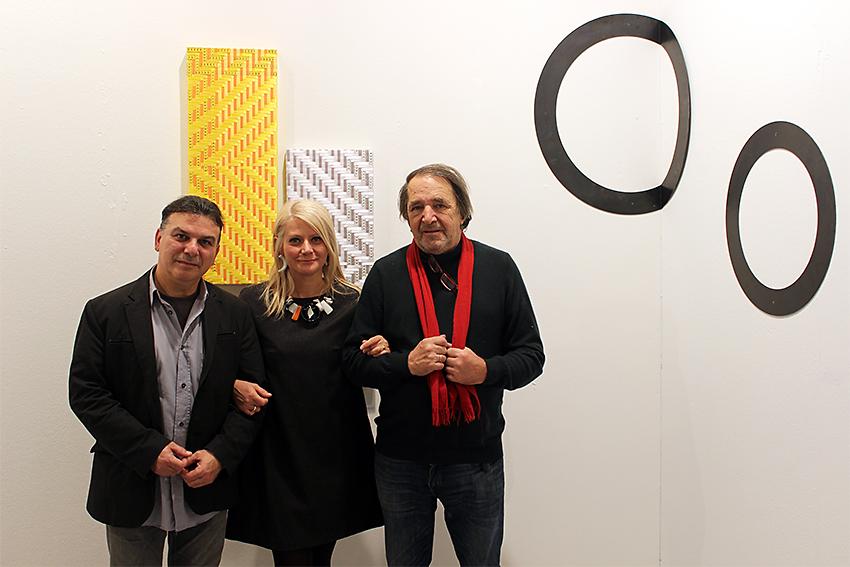 Mimmo Iacopino, Sabina Melesi, Enzo Forese