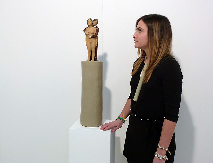 Angela Faraveli opere Crippa