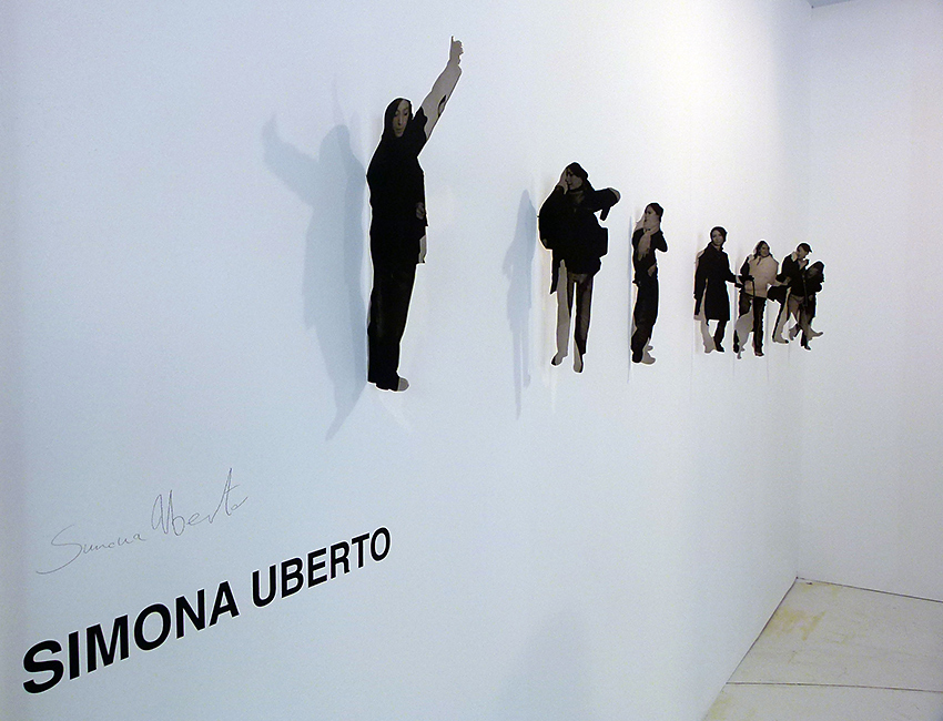 Opere di Simona Uberto
