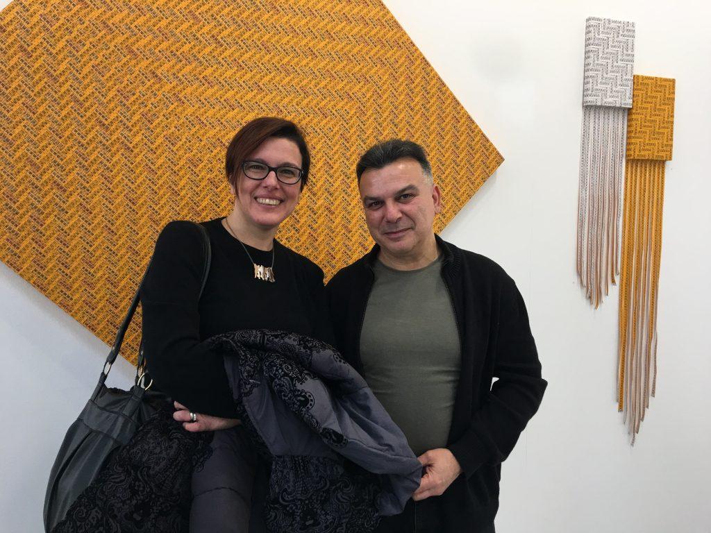 Mimmo Iacopino Solo Show Artefiera Bologna Galleria Melesi Simona Bartolena