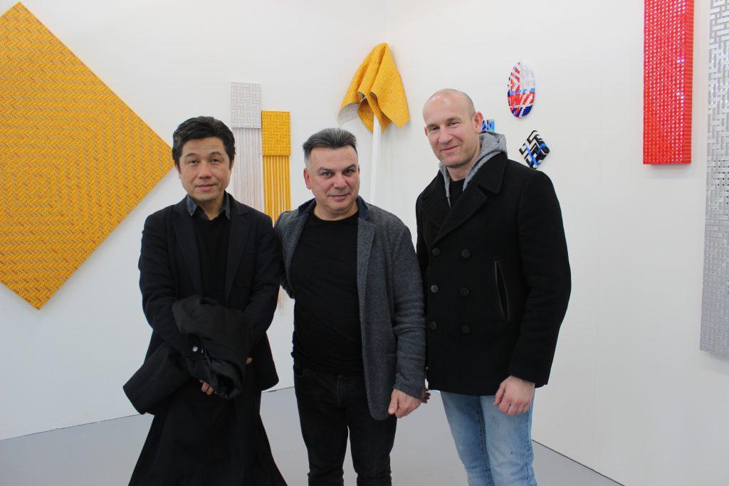 Mimmo Iacopino Solo Show Artefiera Bologna Galleria Melesi Kazumasa Fabrizio Dusi