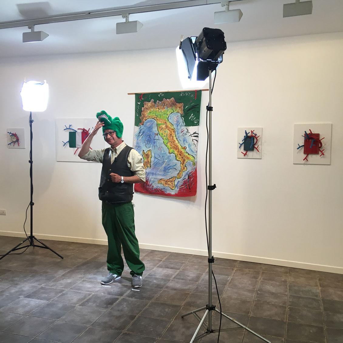 Corrado Bonomi Artista