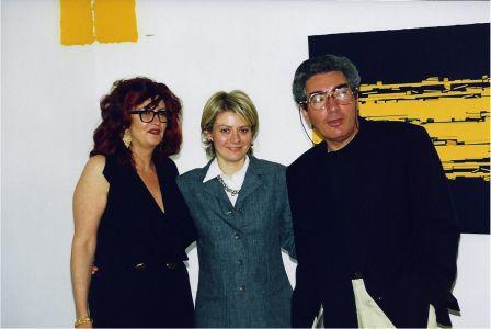Galleria Sabina Melesi Lecco Beppe Bonetti arte contemporanea metarazionalità