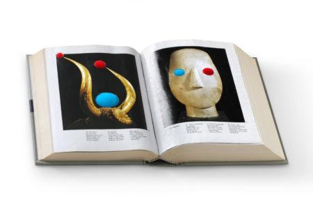 Mimmo Iacopino Grecia antica chimera libro velluto La bellezza resta Simona Bartolena