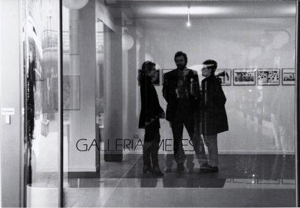 Galleria Melesi Lecco arte contemporanea fotografia