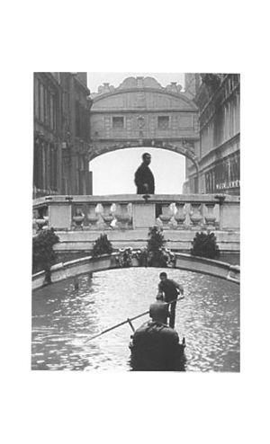 Gianni Berengo Gardin Venezia Ponte dei Sospiri foto photo bianco e nero