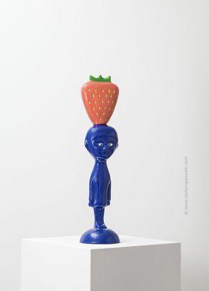 Gianni Cella scultura vetroresina
