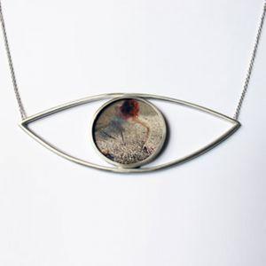 Francesca Della Toffola gioielli d'artista occhio fotografico omaggio Man Ray