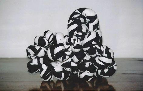 Jorge Eielson Quipus Perù artista peruviano