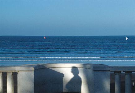 Franco Fontana Casablanca Presenze Assenze Kodak ombre mare