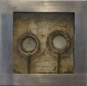 Antonio Ievolella scultore Padova occhi Santa Lucia