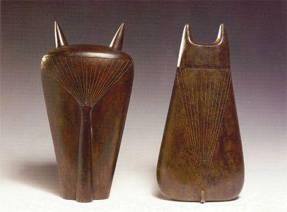 Giuseppe Maraniello artista scultore italian artist bronzo