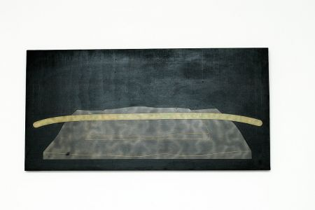 Pino Pinelli artista Pittura analitica Topologia