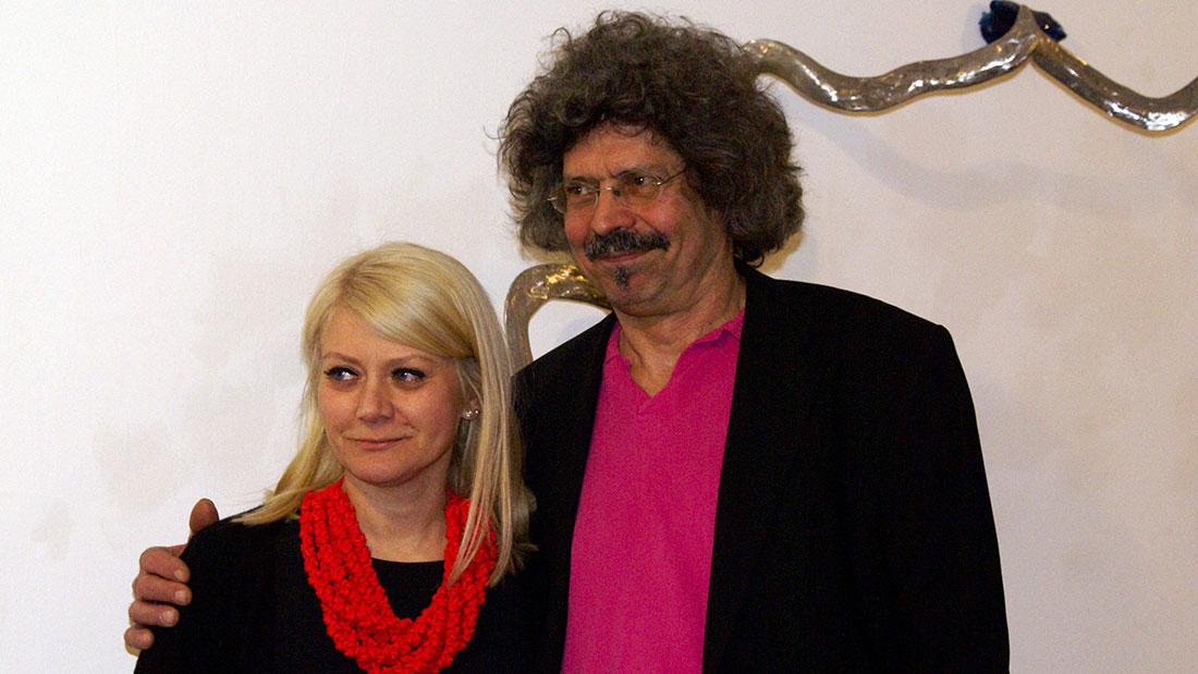 Sabina Melesi ed Eduard Habicher