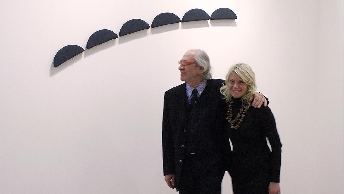 Sabina Melesi e Pino Pinelli