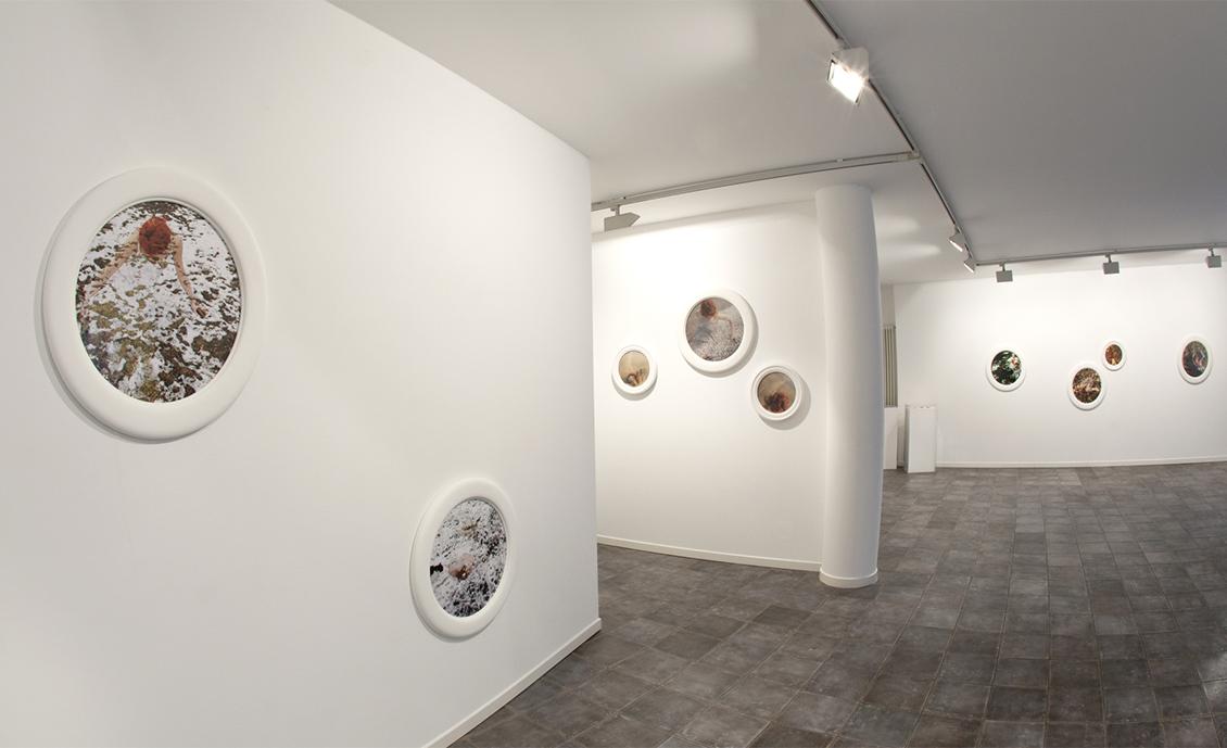 Opere di Francesca Della Toffola nella Galleria Melesi