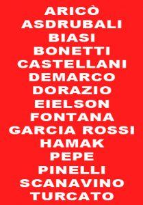 Cover Mostra collettiva 1999 - 2000 Galleria Melesi