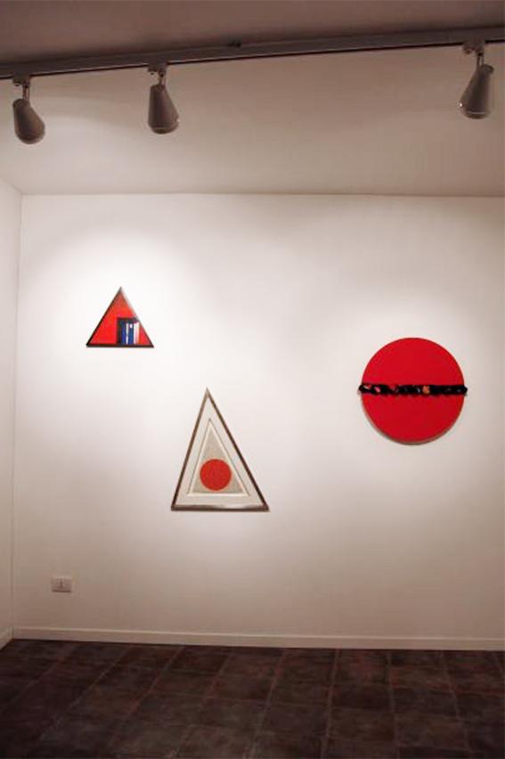 triangoli e cerchio