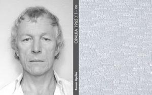 Cover per Opalka 1965 / 1 - ∞