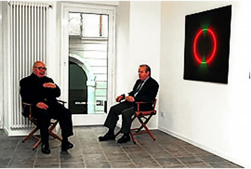 Horacio Garcia Rossi e Mario Melesi