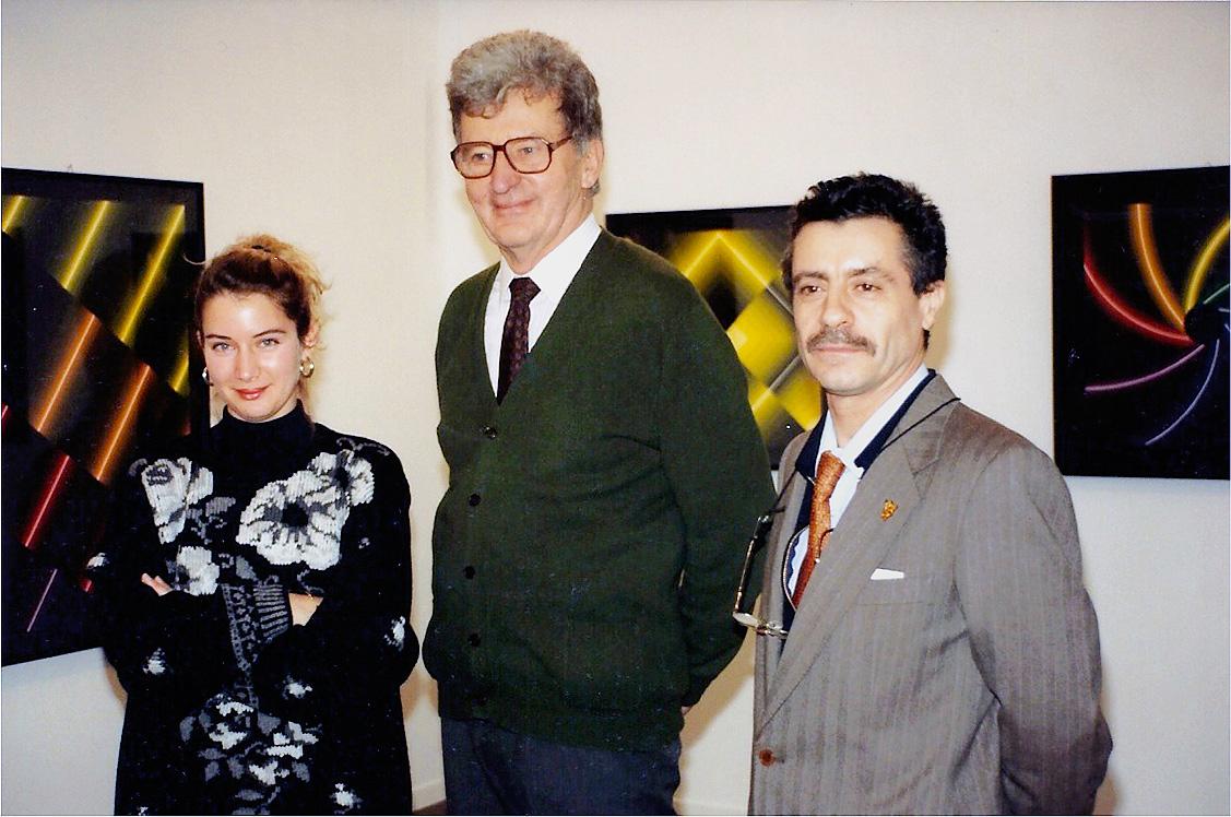 Susanna Melesi, Joel Stein, Giorgio Nelva
