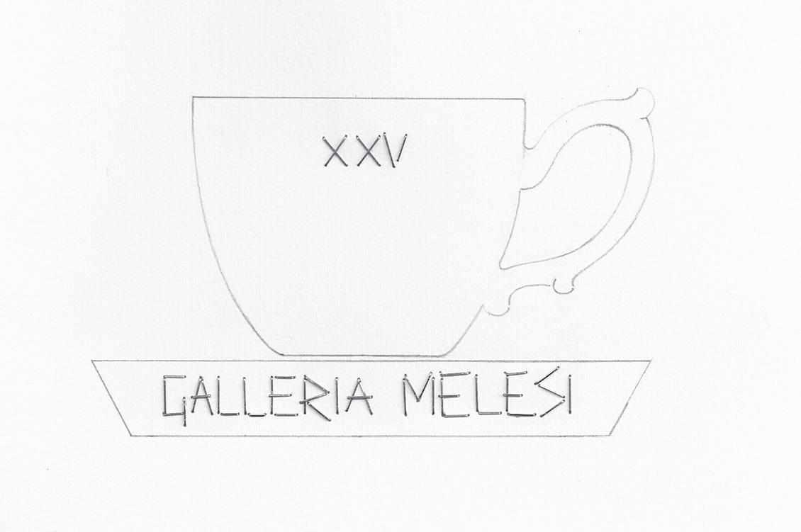 25esimo anniversario Galleria Melesi