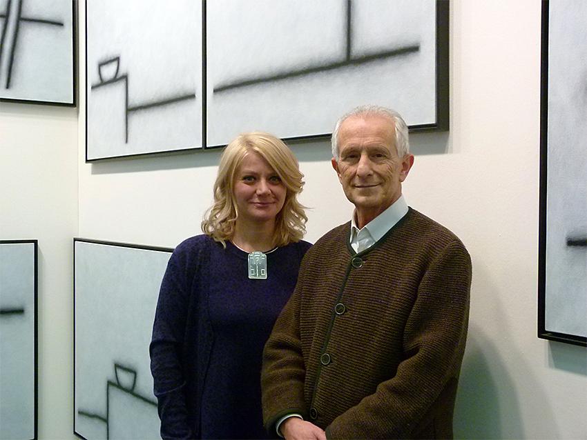 Sabina Melesi e Tino Stefanoni
