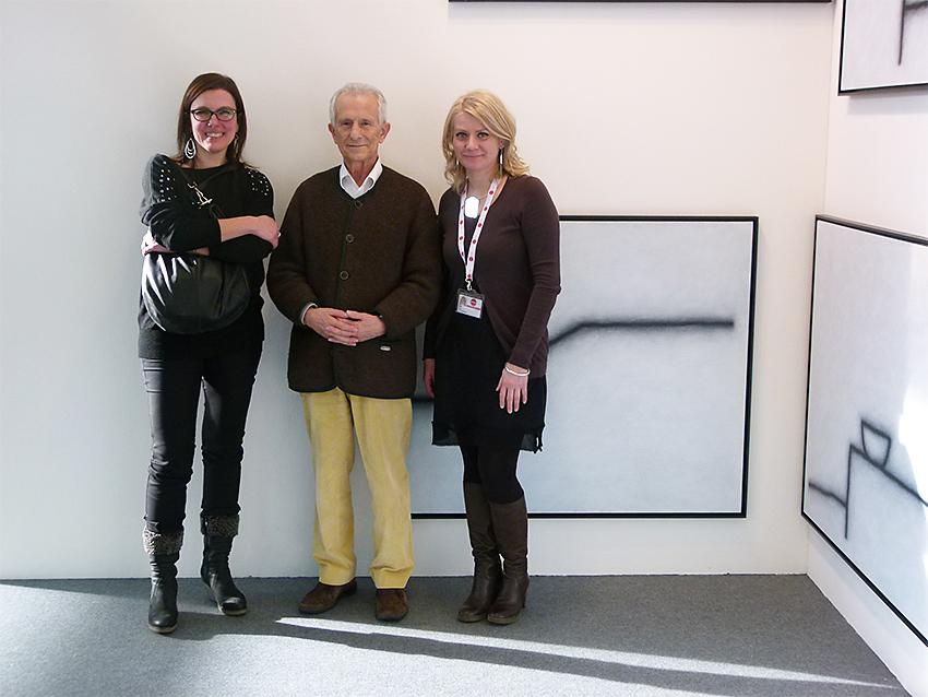 Simona Bartolena, Tino Stefanoni e Sabina Melesi