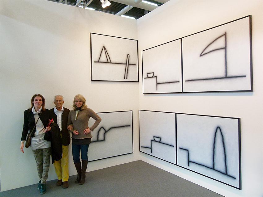 Chiara Gatti, Tino Stefanoni e Sabina Melesi