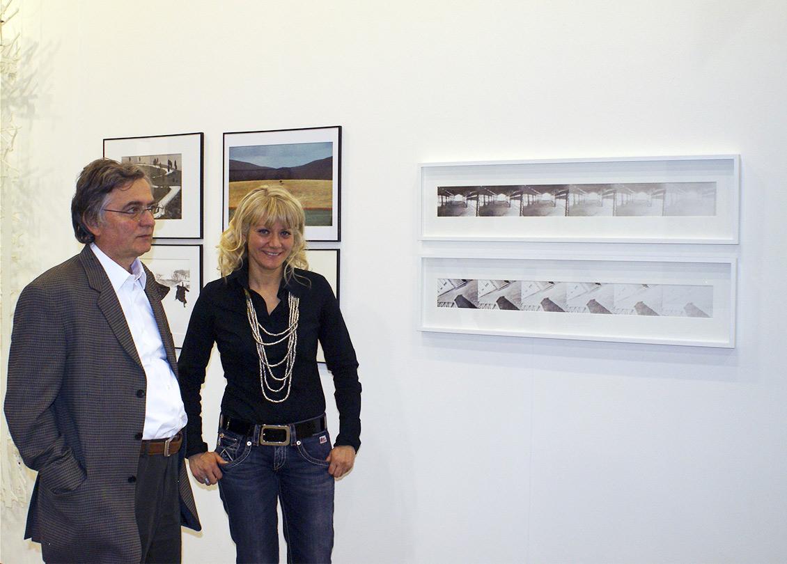 Luigi Erba e Sabina Melesi