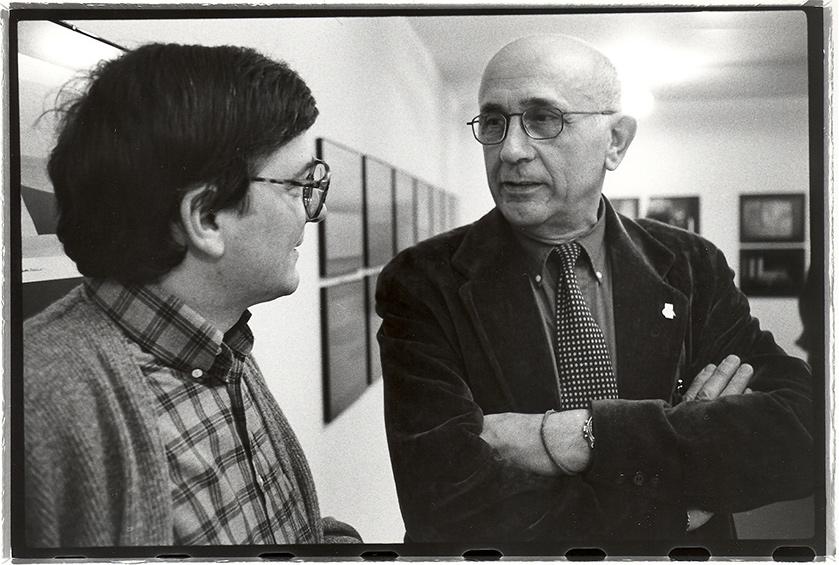 Luigi Erba e Franco Fontana