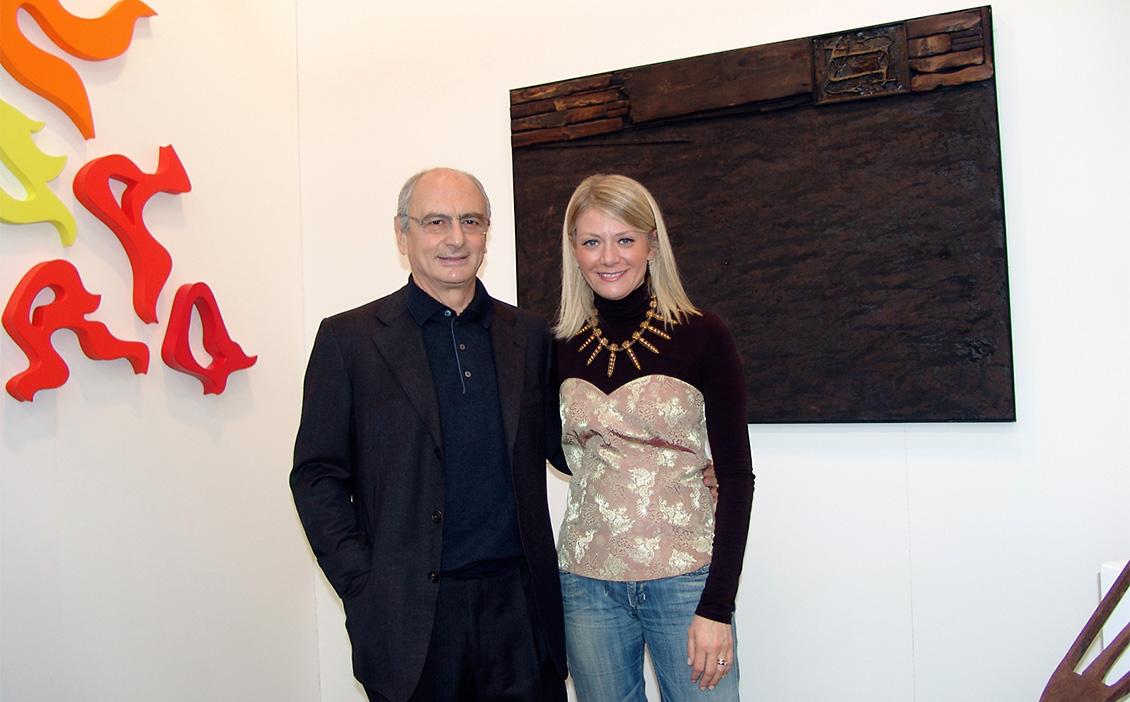 Giuseppe Maraniello eSabina Melesi