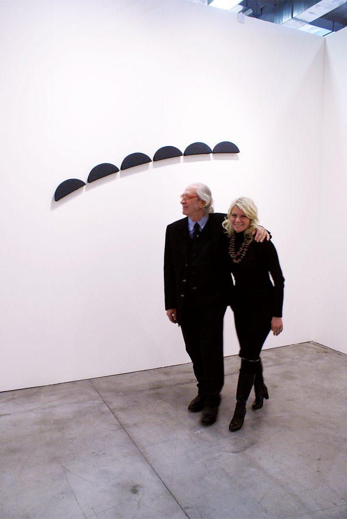 Pino Pinelli e Sabina Melesi